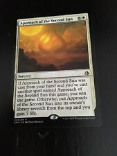 MTG MAGIC AMONKHET APPROACH OF THE SECOND SUN (ENGLISH APPROCHE SECOND SOLEIL NM