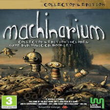 Machinarium COLLECTOR'S EDITION Steam Key GLOBAL (WORLDWIDE) ultr. fast delivery