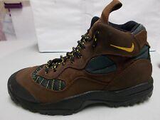 promo code 1d34d b6f64 NIKE AIR ACG 950507 Womens Brown Nubuck HikingTrail Vintage Boots Size 8.5