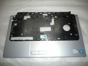 New Genuine Dell Studio 1555 Palmrest Touchpad w/ Speakers Assembly W860P HUA 01