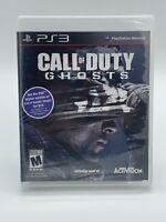 Call of Duty: Ghosts PlayStation 3 PS3 Brand New & Sealed - Free 🚛