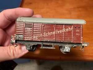 Fleischmann HO Scale A1213 Stuckgut-Shnellverkehr Express Car US Zone Germany