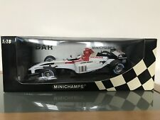 1/18 Minichamps BAR Honda 005 Jenson Button 2003 F1