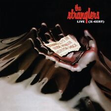 THE STRANGLERS LIVE (X-CERT) CD (2018 EXPANDED EDITION)