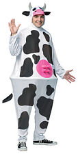 Cow Hoopster Adult Costume Funny Halloween Farm Animal