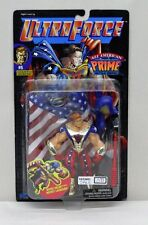 Ultra Force All American Prime Ultra Number Galoob NIP 5 inch 1995 4+  S176-8
