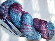 Blue+Lilac+Violet LOTUS 210yd Skein Malabrigo RIOS Soft SUPRWSH MERINO Wool YARN