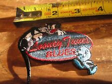 LOONEY TUNES BLUES TWEETY AND SYLVESTER PATCH EMBROIDERED IRON ON SWEET LOOKING