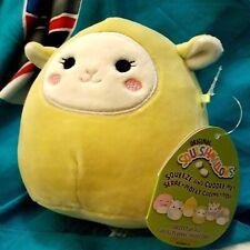 Squishmallow 5' 2021 Lime Green Alpaca NWT RARE