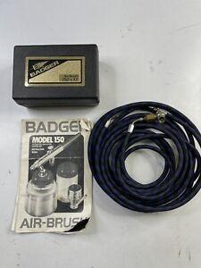 Badger Air-Brush 150 XF Airbrush Professional Set Bundle