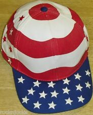 America Flag hat USA Strapback Adjustable hat patriotic Amercian Old Faithful