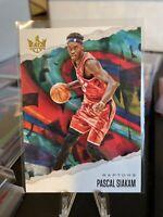 2019-20 Pascal Siakam Panini Court Kings Toronto Raptors