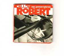 "Robert - Elle Se Promène - 3"" CDS - 1990 - Chanson 2TR Cardsleeve Sine"