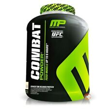 MUSCLEPHARM COMBAT WHEY PROTEIN POWDER 1.8KG Brand New