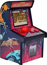 Hand Held Arcade Vintage Retro Mini Game System With 240 Video Games Kid Man New