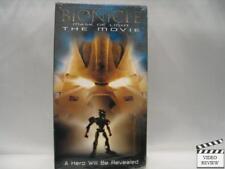 Bionicle: Mask of Light (VHS, 2003) NEW