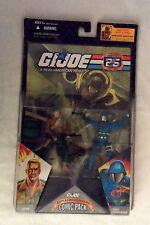 G.I. JOE 25TH ANNIVERSARY COMIC PACK THE COMANDER ESCAPES #24  2007 MOC