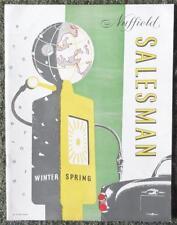 British Motor Corporation salesmans Guide hiver/printemps 1957 (Wolseley politique)