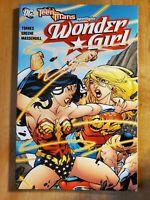 Teen Titans Spotlight: Wonder Girl excellent condition post-Crisis