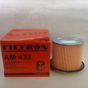 Luftfilter Filtron Am 433 Für XD603932 - MZ311788 - 2811332510 - MD620385