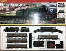 HORNBY 4-6-2 FLYING SCOTSMAN TRAIN SET OO / HO SCALE LIKE NEW