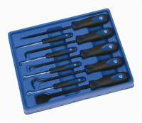 Sykes Pickavant 66088700 9 piece Hook Pick & Scraper set, Mini & Standard Picks