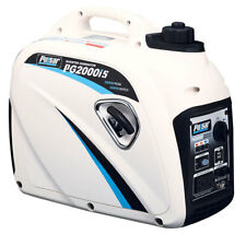 Pulsar 2000 Watt Portable Gasoline Powered Inverter Power Generator with Outlets