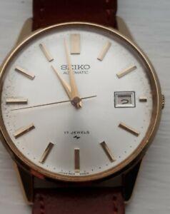 Seiko Vintage Automatic Watch ref 7005-2000, Circa 1970