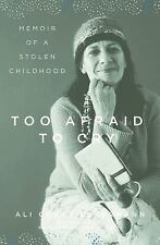 Too Afraid To Cry:  by Ali Cobby Eckermann, SOFTCOVER, ARC, 2/18