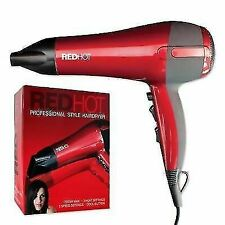 Red Hair Dryers