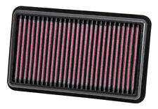 K&N Replacement Air Filter for Kia Picanto Mk2 (TA) 1.2i euro5 (2016 > 2017)