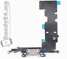 Ladebuchse Für iPhone 8 PLUS Port Charging Lightning Buchse Mikrofon Weiß