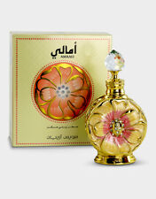 Amaali Perfume Oil - Fresh Floral Rosy Fragrance Attar/ITR by Swiss Arabian 15ml