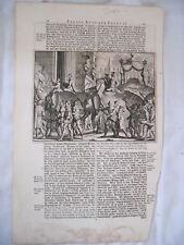 Théodore de BRY -  [Petits Voyages] - 1er Voyage de la Compagnie angl. de Indes
