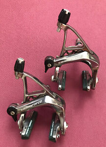 SRAM Force Road Bike Brakes Side Pull Dual Pivot Caliper Excellent Condition!!!