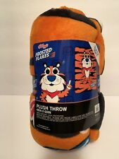"""Funko POP! Loungefly Tony The Tiger 48""""x60"""" Frosted Flakes Fleece Throw Blanket"""