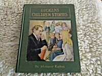 Dickens Children's Stories Mortimer Kaplan 1929 Hardcover