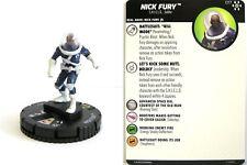 Heroclix - #017 Nick Fury - Avengers Infinity