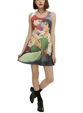 Disney The Little Mermaid Ariel & Eric Couples Dress Size Small New With Tags!