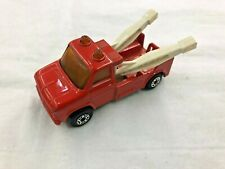 Matchbox Superfast No. 61 Wreck Truck 1978 Lesney Made in England