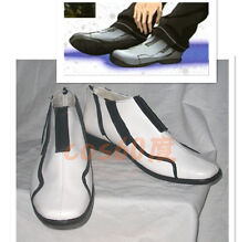 Guilty Crown OUMA SHU Cosplay Shoes Boots S008