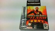 JUSTICE LEAGUE HEROES THE FLASH GAME BOY ADVANCE NUOVO !!!!!