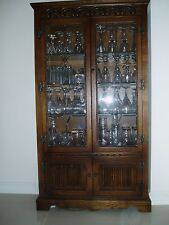 Old Charm Display Cabinets