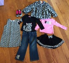 Crazy 8, Gymboree Purrfect Kitty, Tres Fabulous Size 2-3 Years Lot
