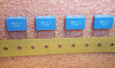 QTY (20) .39uf 250V 5% RADIAL METALLIZED FILM CAPACITORS MKT373 2222-373-46394