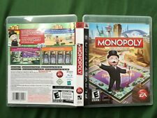 PS3 MONOPOLY 2008 EA TESTED WORLD FREE POST