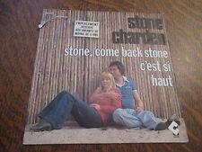 45 tours stone et eric charden stone come back stone