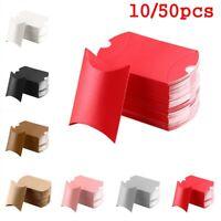 noël kraft sac - cadeau forme du coussin le papier de boîtes de bonbons