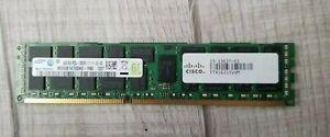 8GB Samsung 2Rx4 PC3L-12800R M393B1K70DH0 ECC REG SERVER MEMORY 15-13637-01