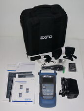 EXFO FPM-602-54 FPM-600 OPTICAL POWER METER OPTICAL LOSS TEST SET NEW